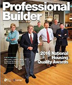 Professional Builder 2015