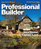 Professional Builder 2014